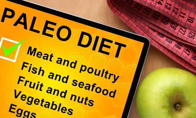 Paleo Diet Reduces Risk for Diseases