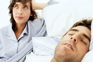 Sleep Better By Curbing Snoring