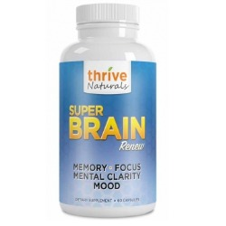 Thrive Naturals Super Brain