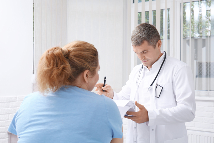 See Your Doctor First